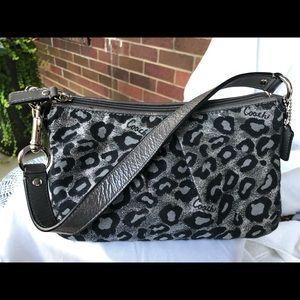 Coach dress purse